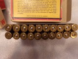 Winchester .30 army ammo 4 old boxes - 6 of 8