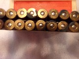 Winchester .30 army ammo 4 old boxes - 7 of 8