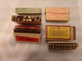Winchester .30 army ammo 4 old boxes - 5 of 8